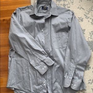 BUNDLE & SAVE Club room gray dress shirt